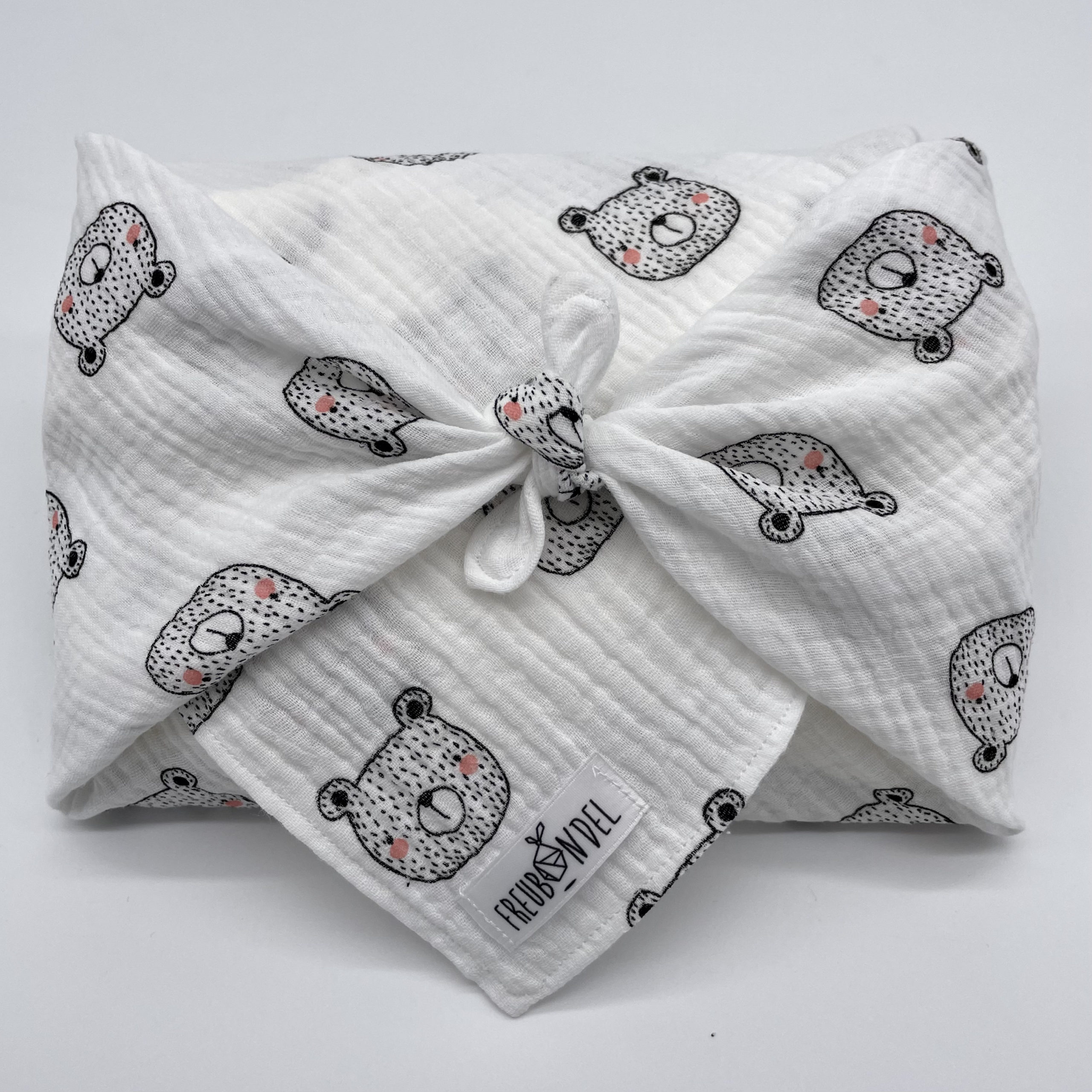 Geschenkverpackung Furoshiki