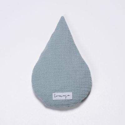 Bio-Wärmekissen Tropfen lomaja mint
