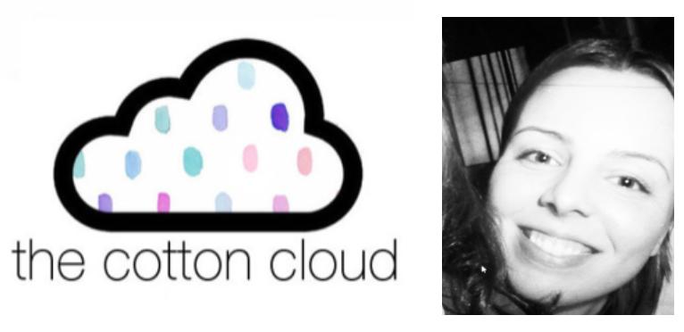 Lara Carballo von The Cotton Cloud