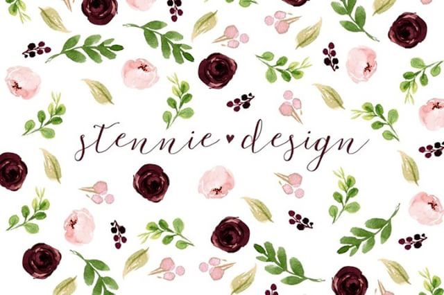 Logo Stennie Design