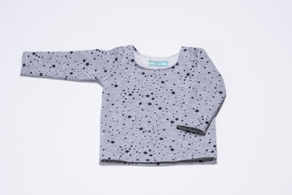 """Sweatshirt """"Sternchen"""" von Ellas Oma Näht"""