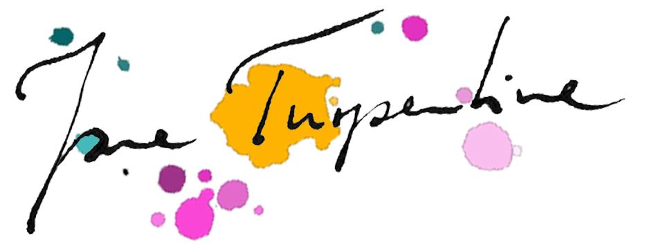 Das Logo von Jane Turpentine.