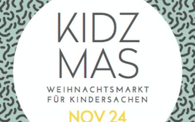 KidzMas – Weihnachtsmarkt für Kindersachen