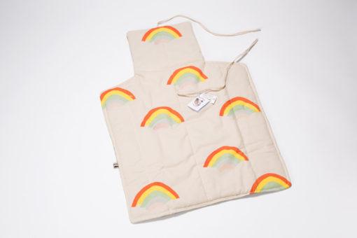 Wickelunterlage Regenbogen normadot