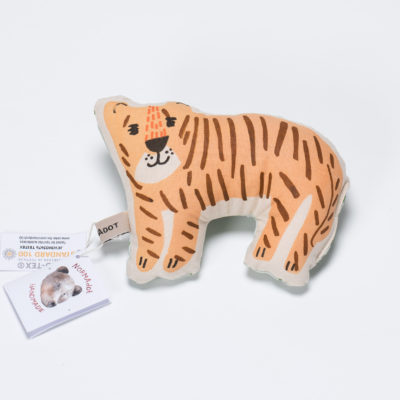 Tiger Rassel normadot