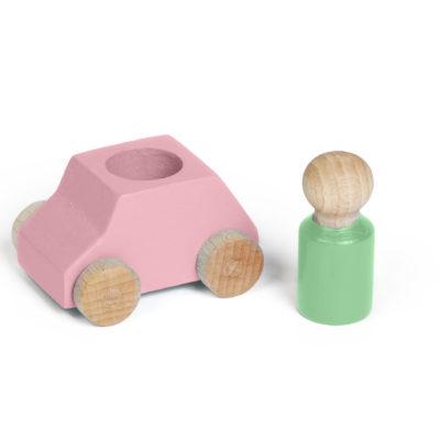 Rosanes Spielzeugauto von Lubulona