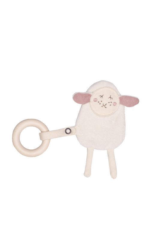 Knistertier Lamm von Wooly Organic