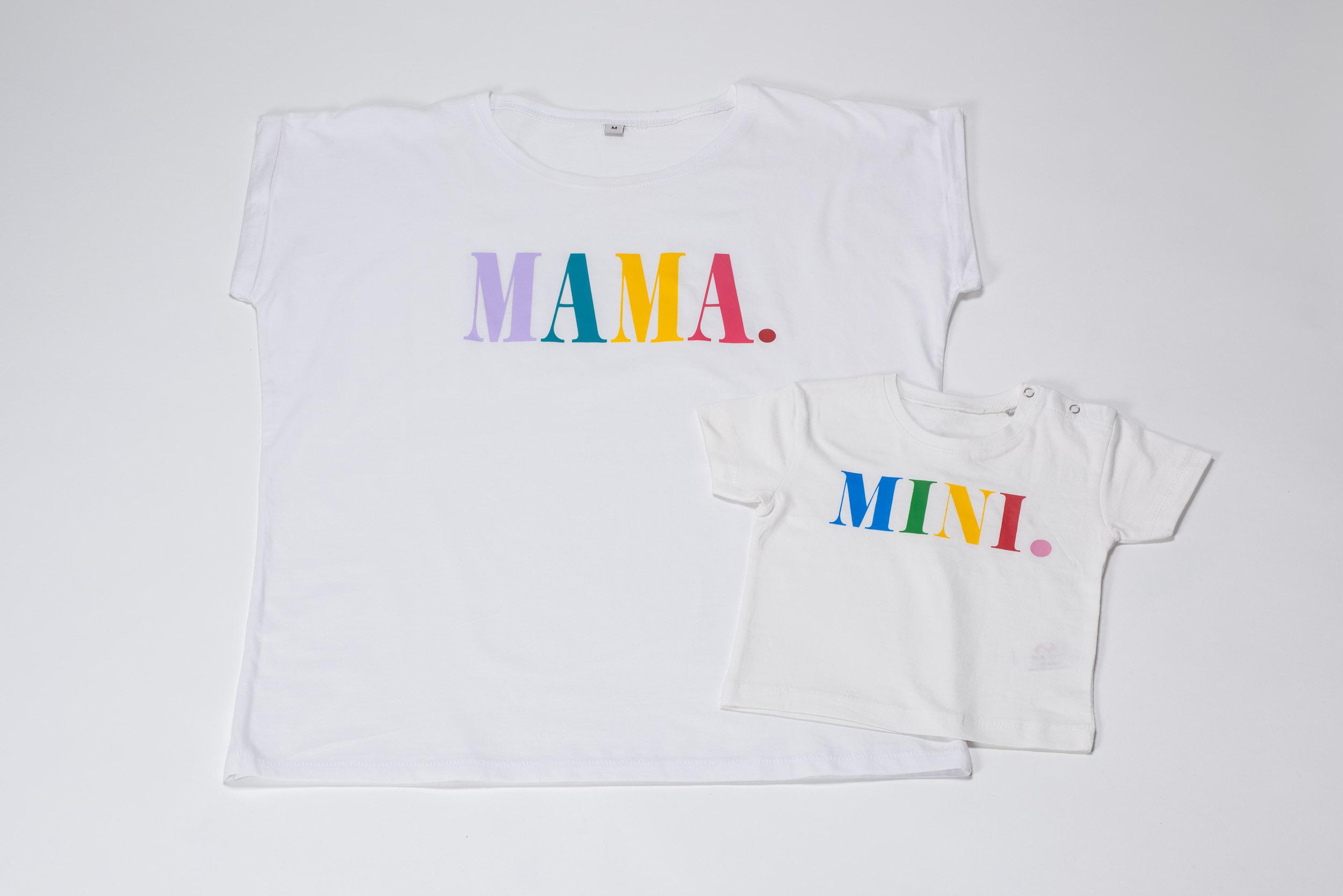 Super-süß auch im Set mit dem passenden MINI-Shirt.