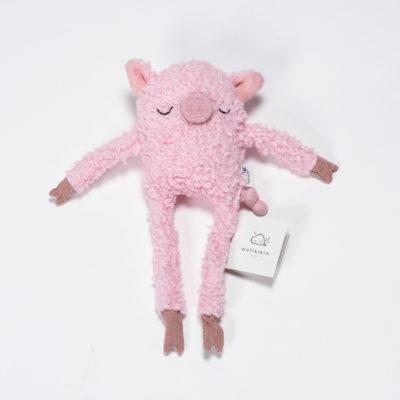 Schweinchen Mini wollklein