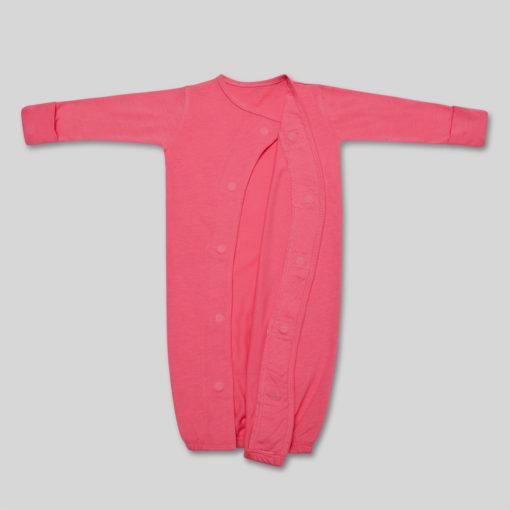 Bio Schlafanzug für Neugeborene von KIDential