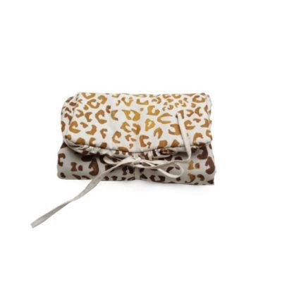 Wickelunterlage Leopard senfgelb von normadot