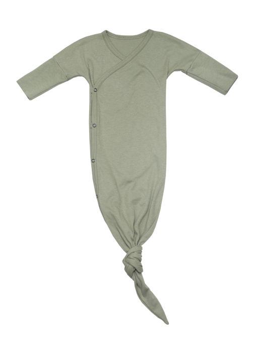 Knoten-Schlafanzug GOTS Wooly Organic